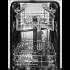 Zanussi Geschirrspüler vollintegrierbar 45 cm ZDV12003FA