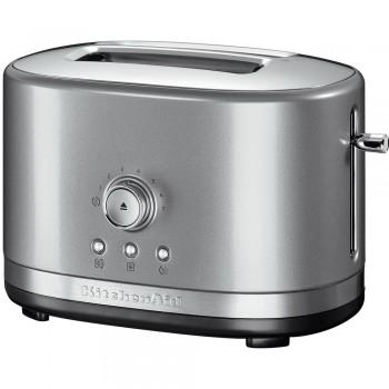 KitchenAid Toaster mit manueller Bedienung Contur-Silber 5KMT2116ECU