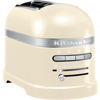 KitchenAid Artisan Toaster für 2 Scheiben Crème 5KMT2204EAC