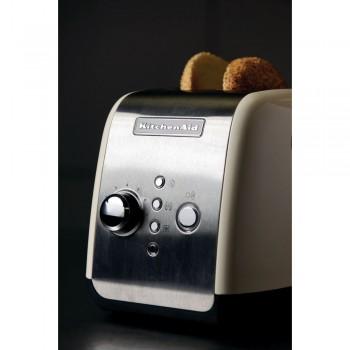 KitchenAid Artisan Toaster für 2 Scheiben Crème 5KMT221EAC
