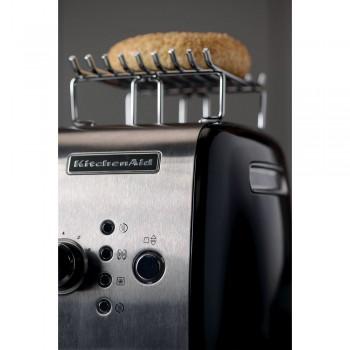 KitchenAid Artisan Toaster für 2 Scheiben Onyx Schwarz 5KMT221EOB
