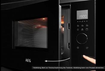 AEG Einbau Mikrowelle MBE2657SEM