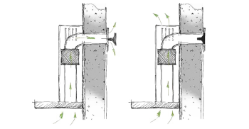 Berbel Wandhaube Blockline BWH 120 BL 120 cm 1003321 5 Jahre Garantie