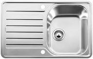 Blanco Spüle BLANCOLANTOS 45 S-IF Compact Edelstahl bürstfinish reversibel 519059
