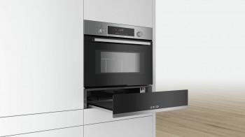 Bosch Wärmeschublade Edelstahl BIC510NS0