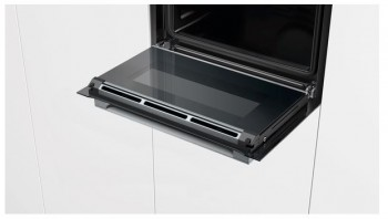 Bosch Kompakt Einbau Backofen Edelstahl CBG635BS3