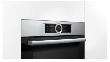 Bosch Kompakt Einbau Backofen Edelstahl CBG675BS3