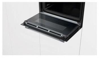 Bosch Einbau Backofen mit Dampffunktion Edelstahl CSG656RS7