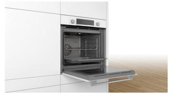Bosch Einbau Backofen Weiß HBA533BW1