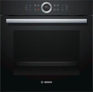 Bosch Einbaubackofen Schwarz HBG675BB1