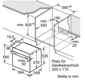 Bosch Herd-Set HND675LS60   best. NIF645CB1E + HEA5784S1