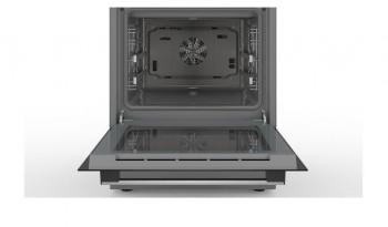 Bosch Stand Elektroherd Edelstahl HKR39C250