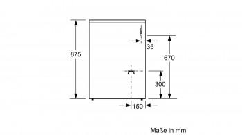 Bosch Gas-Kombi-Standherd 60cm HXR39AI20