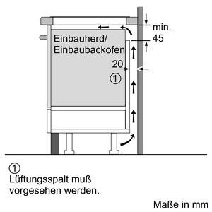 Bosch Herdset HBD634CS80 best. aus: HBA537BS0 + PIE845BB1E