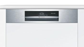Bosch Geschirrspüler PerfectDry Edelstahl SMI88TS16D