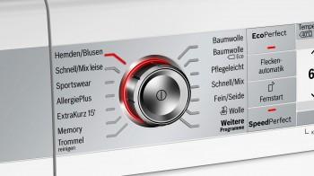Bosch Waschmaschine HomeProfessional WAYH8748