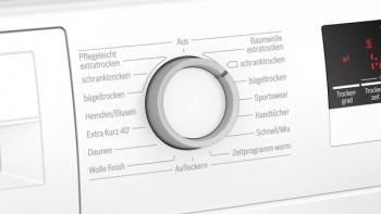BOSCH Wärmepumpentrockner WTH83V00