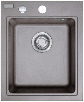 Franke MRG 610-42 425x520mm steingrau +Siebkorb 114.0083.241