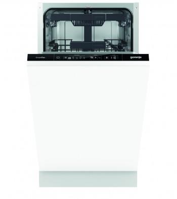 gorenje geschirrsp ler 45cm vollintegrierbar gv55110. Black Bedroom Furniture Sets. Home Design Ideas