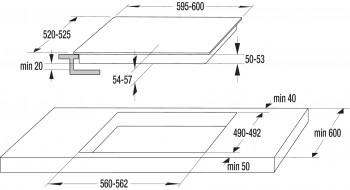 Gorenje Backofenset Platin Set A5 best. aus: BOP799S51X + ECT643BX