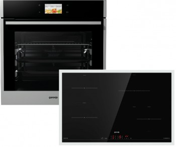 Gorenje Backofenset Platin Set A2 best. aus: BOP799S51X + IT843BX