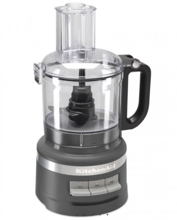 KitchenAid FoodProcessor 1,7 L Charcoal 5KFP0719EDG