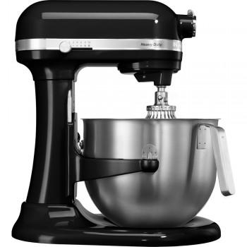 KitchenAid HeavyDuty Küchenmaschine OnyxSchwarz 5KSM7591XEOB