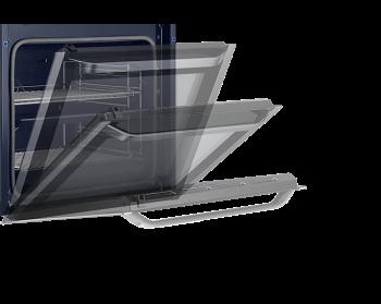 Samsung Einbaubackofen 73 l NV73M9970BS/EG