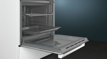 Siemens Elektroherd freistehend weiß HQ5P00020