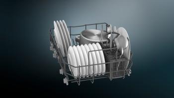 Siemens Geschirrspüler vollintegriert 45 cm SP61IX05KE