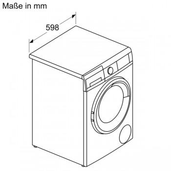 Siemens Waschtrockner, 8/5 kg iQ 300 WN34A140