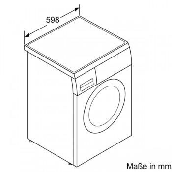 Siemens Waschmaschine Frontlader WU14UTA8