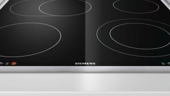 Siemens Herdset EQ110KA0BE best. aus: HE010FBL0 + EA645GN17