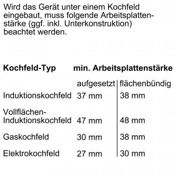 Siemens Einbau-Backofen iQ700 extraKlasse HB676G1S6S