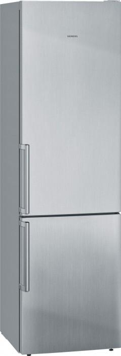 Siemens Kühl-/Gefrier-Kombination extraKlasse Türen Edelstahl antiFingerPrint iQ300 KG39EEI4P
