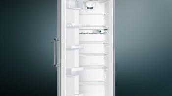 Siemens Kühlschrank Edelstahl : Siemens stand kühlschrank iq300 türen edelstahl antifingerprint