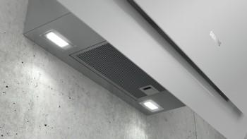 siemens wand esse silber mit glasschirm 80 cm lc87khm10. Black Bedroom Furniture Sets. Home Design Ideas