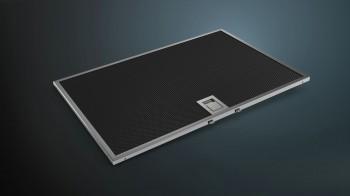 Siemens StudioLine Wand-Esse Schwarz mit Glasschirm 90 cm iQ700 LC91KWQ60S