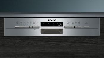 Siemens Geschirrspüler teilintegriert Edelstahl iQ300 SN536S01NE