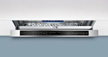 Siemens Geschirrspüler speedMatic teilintegriert  Edelstahl SN578S16TD