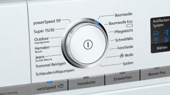 Siemens Extraklasse Waschmaschine iQ700 WM14VM90