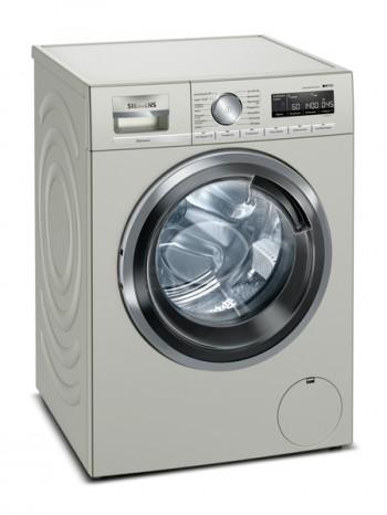 Siemens Waschmaschine silber-inox 9 kg iQ700 WM14VMS2