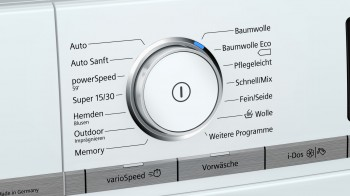 Siemens Waschmaschine Extraklasse WM16XE90