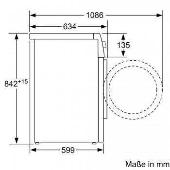 Siemens Extraklasse Wärmepumpen-Trockner iQ800 WT47XE90