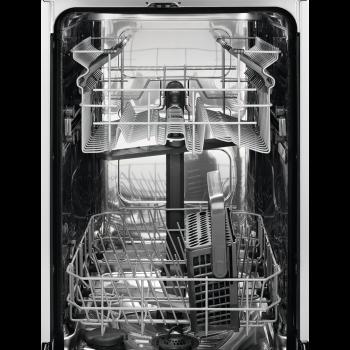 Zanussi Geschirrspüler integrierbar 45 cm ZDN11003XA