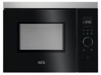 AEG Einbau Mikrowelle mit Grillfunktion MBB1755DEM