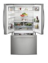 AEG Freistehend Kühl-Gefrier- Kombination mit Gefrierteil unten RMB86321NX