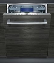 Siemens Geschirrspüler vollintegriert Edelstahl iQ300 SX636X03NE