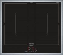Siemens Induktions-Kochfeld iQ500 Extraklasse Flachrahmen-Design Glaskeramik EM645CQB5M