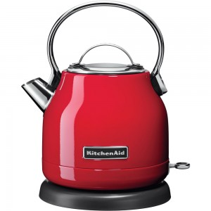 KitchenAid Classic Wasserkocher 1.25 L Empire Rot 5KEK1222EER